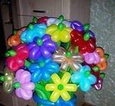 Букетик  5шт цветочков.Акция!!!🎈🎈🎈🎈🎈🎈🎈🎈🎈