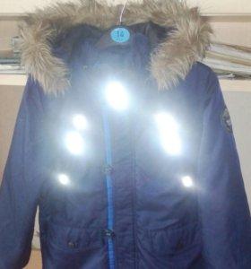 Куртка Токка зима-весна 134-140