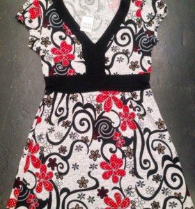 Новое платье- туника , La redout