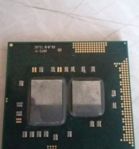 Процессор i5-560m