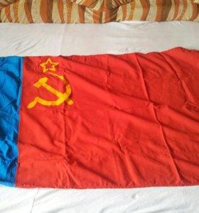 Флаги 80-е года