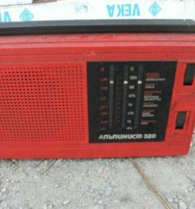 Радиоприемники СССР