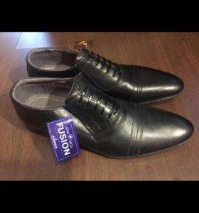 Туфли мужские новые 42 размер