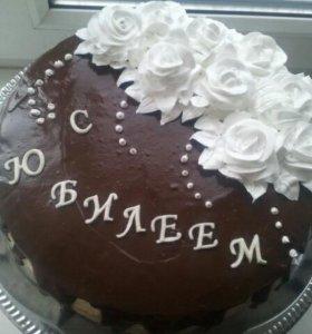 Домашние торты.