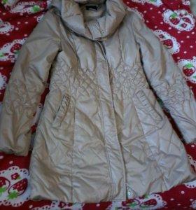 Куртка демисезон (пальто) размер М
