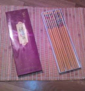 Новые палочки для суши
