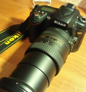 Фотоаппарат зеркалка D90