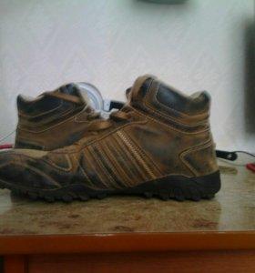 Осенне-весенняя обувь 44 размер