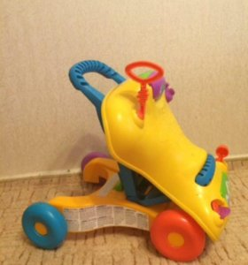 Каталка-трансформер Playskool