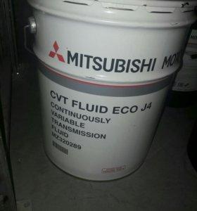 Масло трансмиссионное  CVT J4  Mitsubishi