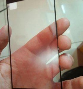 3D защитное стекло samsung a3 16