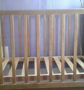 Кровать детская(маятник)