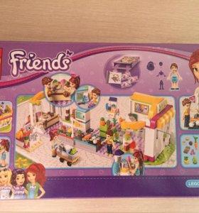 LEGO Friends 41118 Супермаркет Хартлейка