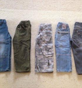 Джинсы и брюки 4-5 лет