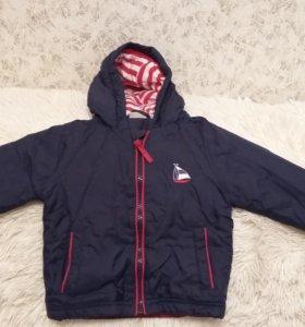 Куртка детская рост 74 см
