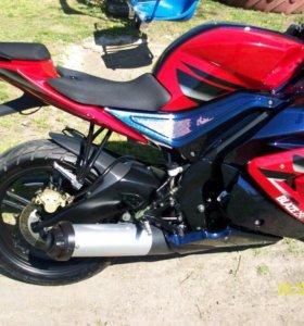 Продаю мотоцикл!!!