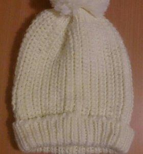 Новая шапка на 10-14 лет