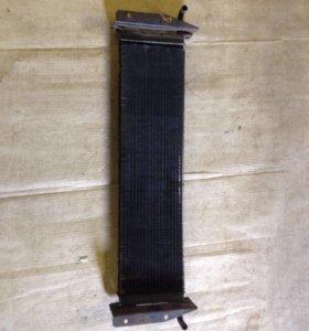 Запчасти КАМАЗ:масляный радиатор