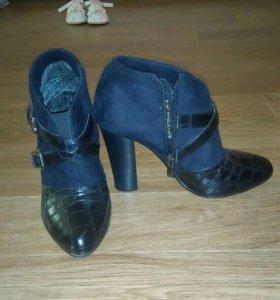 Ботильоны (ботинки на каблуке)