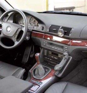 Подставка под телефон BMW e39