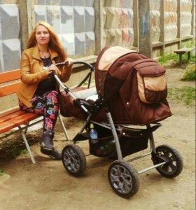 Продам коляску для новорожденного
