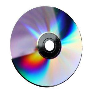 Загрузочные диски любых ОС.