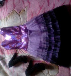 Платье - корсет на торжество