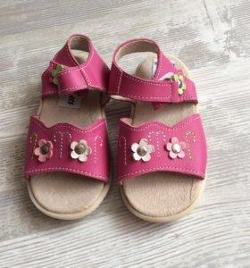 Новые сандали 20