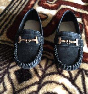 Ботинки, Туфли для мальчика