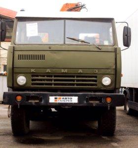 """КАМАЗ -4310 """" Самопогрузчик"""""""