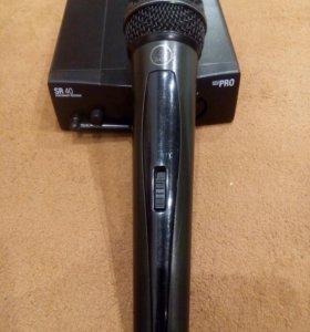 Радиосистема AKG WMS 40 PRO mini vocal set US 45 A