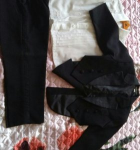Фрак , рубашка, брюки
