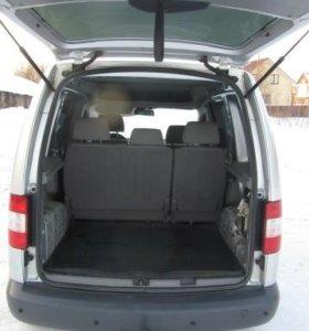 Автомобиль Volkswagen Caddy