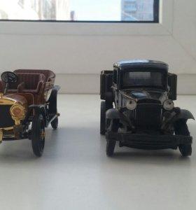 Коллекционые машинки