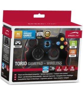 Геймпад Speedlink TORID Wireless (PC/PS3)