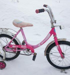 Велосипед детский, 2 одинаковых,