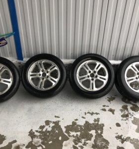 Литые диски Honda
