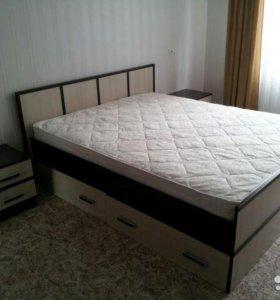 Кровать двухспальная САКУРА!