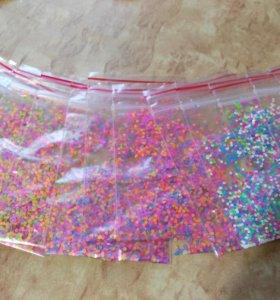 Камифубуки конфети