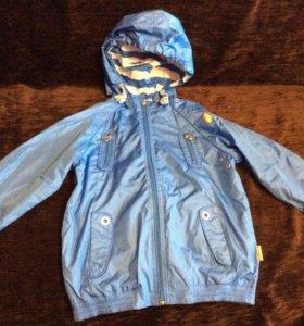Куртка для мальчика весенняя