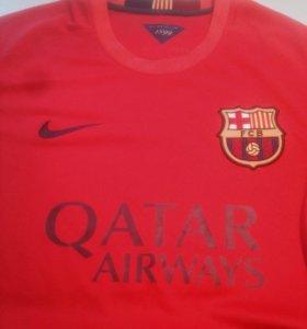 Игровая футболка Barcelona nike