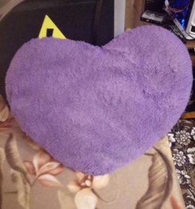 Подушка - сердечко
