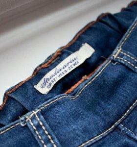 Stradivarius - джинсовые шорты