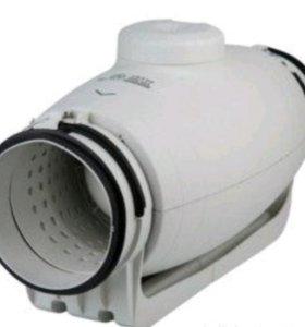 Вентилятор SP TD - 250/100 Silent (гидропоника)