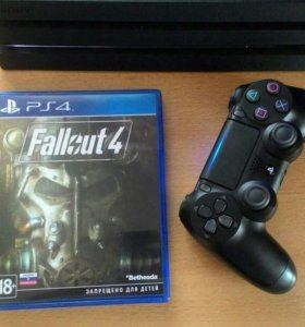 Диск для PS4 - Fallout 4