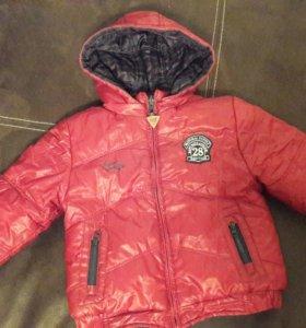 Куртка на 1.5-2года