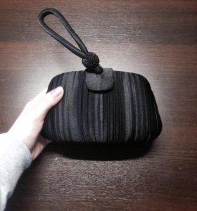 Клатч чёрный