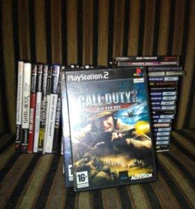 PlayStation 2 с 50 играми