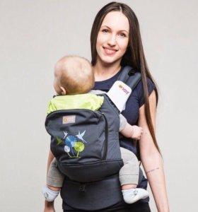 Детский эрго-рюкзак Love&Carry