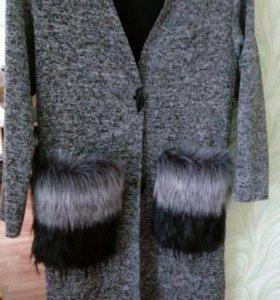 Весеннее пальто (кардиган)